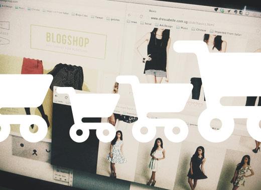 blogshops