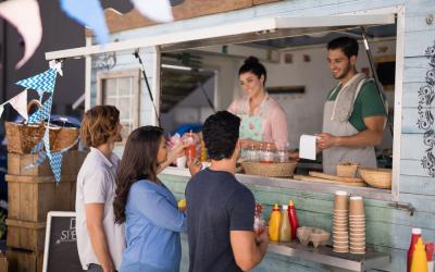 餐車是小資本加盟創業的好選擇