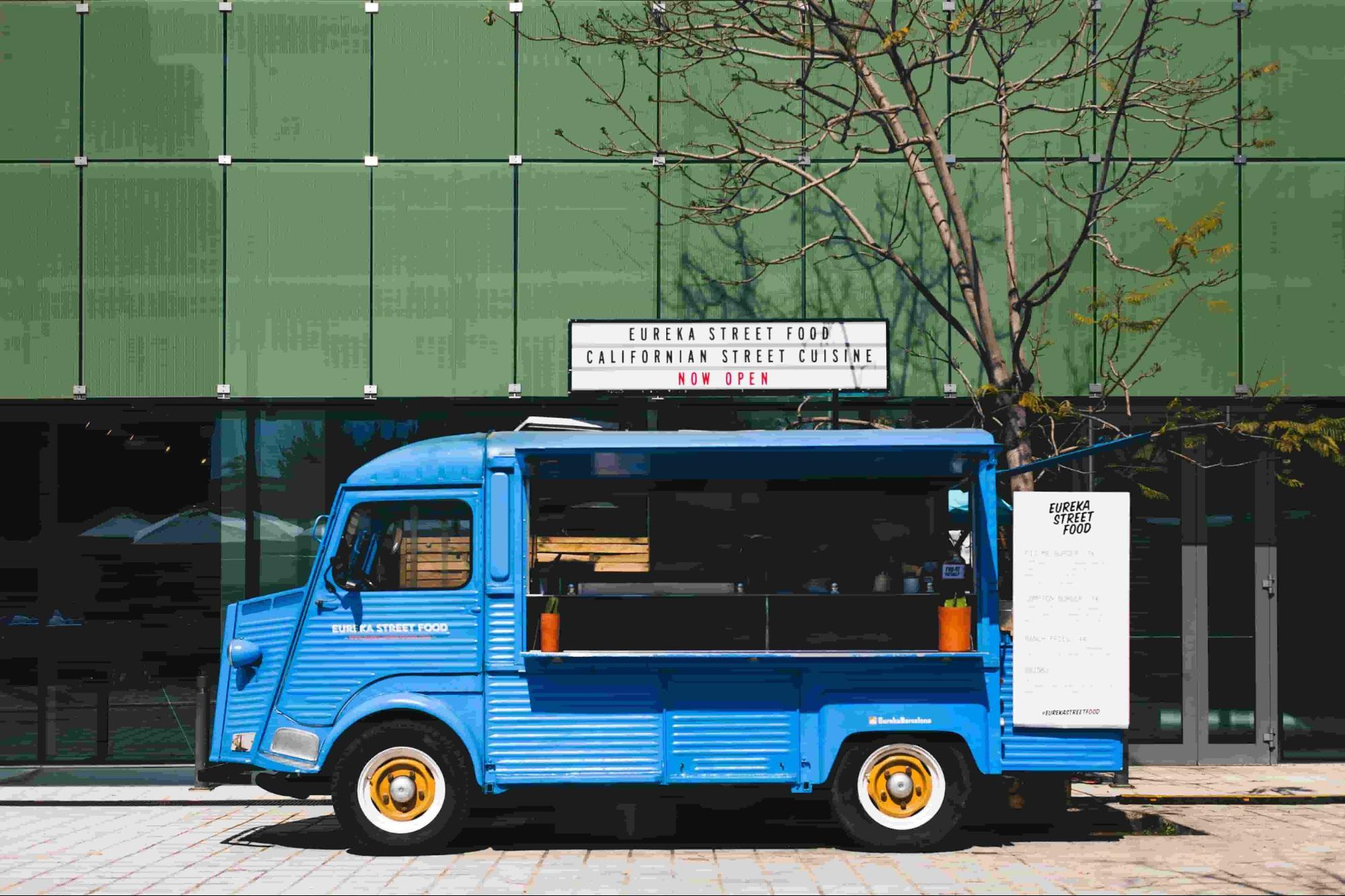 路邊攤創業餐車加盟